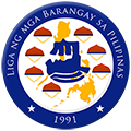 OFFICE OF THE LIGA NG MGA BARANGAY Official Logo
